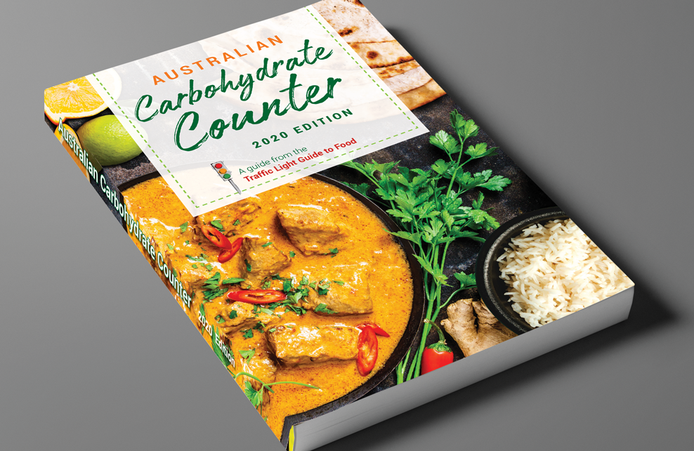 Australian Carbohydrate Counter Handbook Cover
