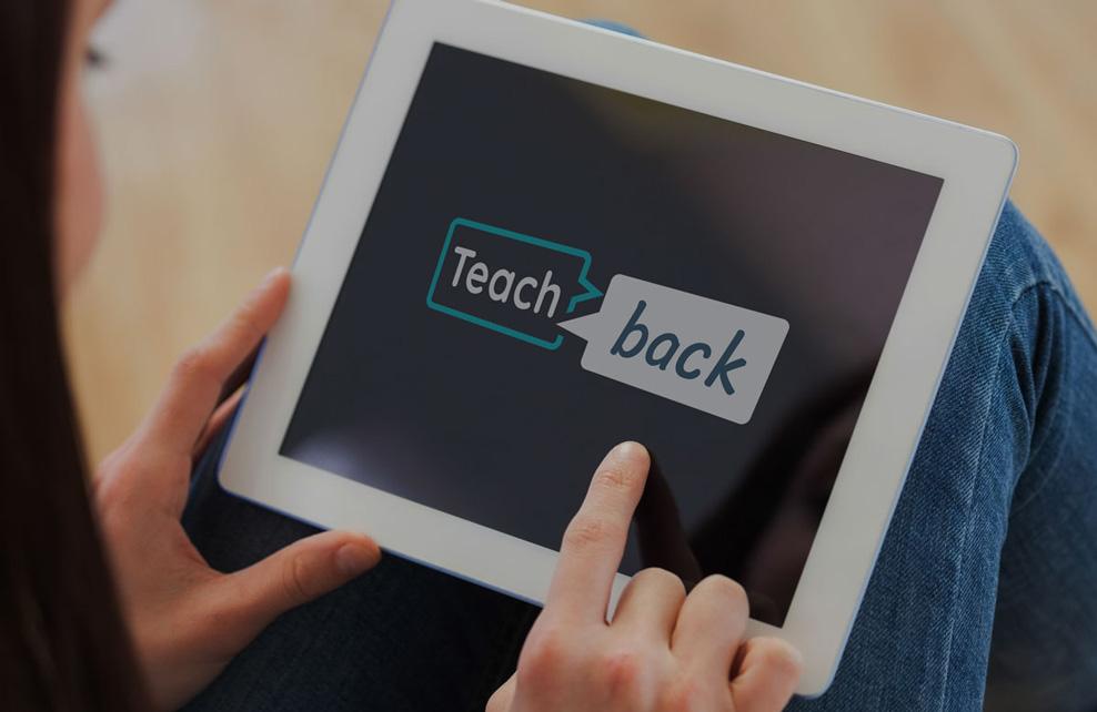 Teach-back Online Training Module